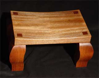 Photo of oriental stool